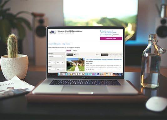 Consejos anuncios online inmobiliaria moreno schmidt Campoamor