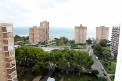 Torre de apartamentos en Campoamor