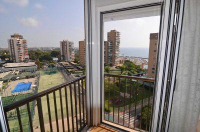 Torre de apartamentos en Dehesa de Campoamor