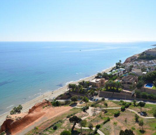 Playa de Barranco Rubio Campoamor