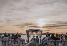 boda en San Javier en la playa Turismo de bodas