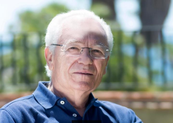 Entrevista A Tomas Zamora En Campoamor El Mundo Se Detiene