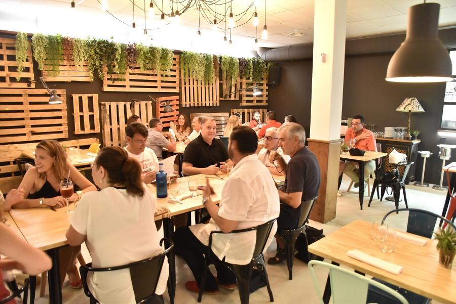 restaurante The canallas en Campoamor