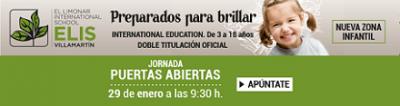 Jornadas de puertas abiertas en el Colegio El Limonar